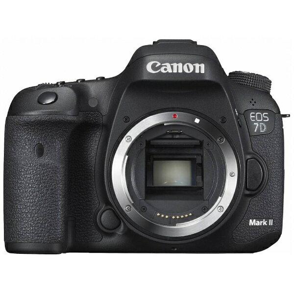 【送料無料】 キヤノン CANON EOS 7D Mark II(G)【ボディ(レンズ別売)/デジタル一眼レフカメラ】[EOS7DMK2]