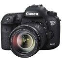 【送料無料】 キヤノン CANON EOS 7D Mark II(G) 18-135 IS STM レンズキット/デジタル一眼レフカメラ[生産完了品 在庫限り]...