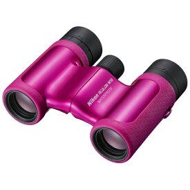 ニコン Nikon 8倍双眼鏡 「アキュロン W10(ACULON W10)」(ピンク) 8×21[ACW108X21PK]