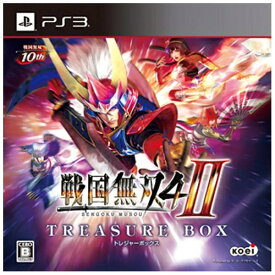 コーエーテクモゲームス KOEI 戦国無双4-II TREASURE BOX【PS3ゲームソフト】