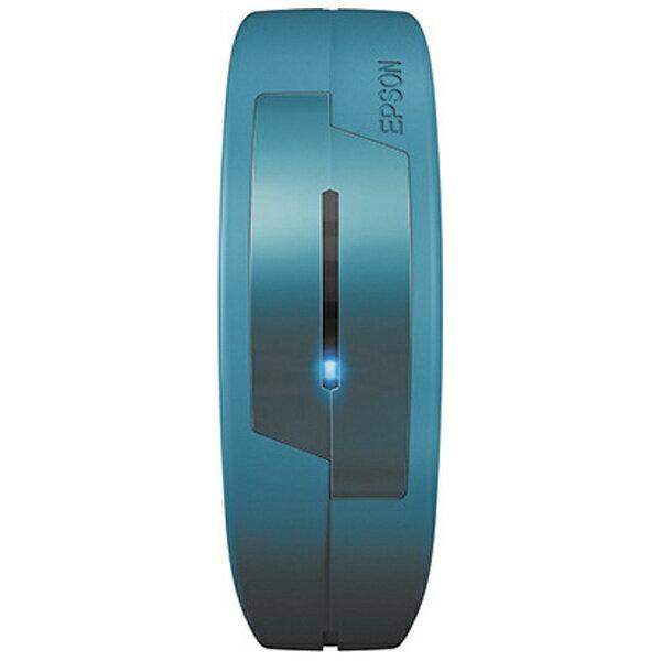 【送料無料】 エプソン EPSON ウェアラブル活動量計(リストバンドタイプ) 活動量計 「PULSENSE」(バンドタイプ) PS-100T-L ターコイズブルー Lサイズ150〜210mm[PS100TL]