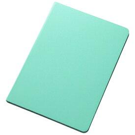 レイアウト rayout iPad Air 2用 カラフル・スリムレザージャケット 合皮タイプ ミントグリーン RT-PA6CLC2/MG[RTPA6CLC2MG]