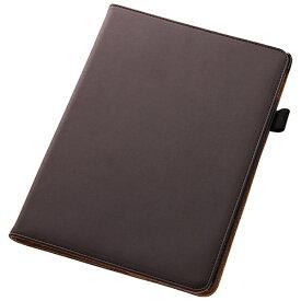 レイアウト rayout iPad Air 2用 フラップタイプ・レザージャケット 合皮タイプ ダークブラウン RT-PA6LC1/DK[RTPA6LC1DK]