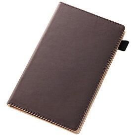 レイアウト rayout Xperia Z3 Tablet Compact用 フラップタイプ・レザージャケット 合皮タイプ ダークブラウン RT-Z3TCLC1/DK[RTZ3TCLC1DK]