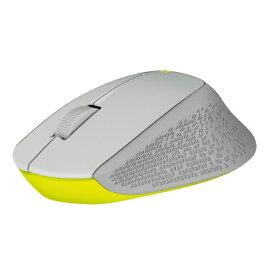 ロジクール Logicool マウス Wireless Mouse グレー M280GY [光学式 /無線(ワイヤレス) /3ボタン /USB ][M280GY]