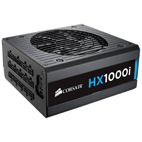 CORSAIR コルセア ATX / EPS電源 CORSAIR HXi Series HX1000i フルモジュラー式(1000W) CP-9020074-JP [PC電源][CP9020074JPHX1000I]