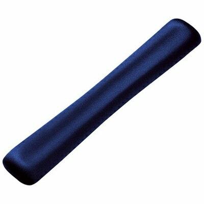サンワサプライ 低反発リストレスト (キーボード用・ブルー) TOK-MU3NBL[TOKMU3NBL]
