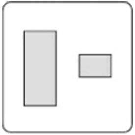パナソニック Panasonic WTF7074W コンセントプレート (ラウンドプレート・2連用/3コ+1コ・ホワイト) WTF7074W[WTF7074W] panasonic