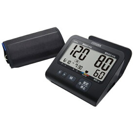 シチズンシステムズ CITIZEN SYSTEMS CHU502-BK 血圧計 STYLISH BLACK [上腕(カフ)式][CHU502]