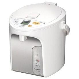 パナソニック Panasonic NC-HU224 電気ポット ホワイト [2.2L][NCHU224] panasonic