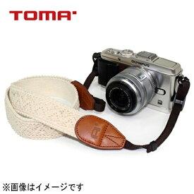 TOMA ネックストラップ(アイボリー)TNS005LA[生産完了品 在庫限り]