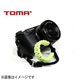 TOMA リストストラップ(イエロー)THS007[生産完了品 在庫限り]