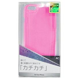 オズマ OSMA iPhone 6 Plus用 PCジャケット ピンク cpc-ip06pp[CPCIP06PP]