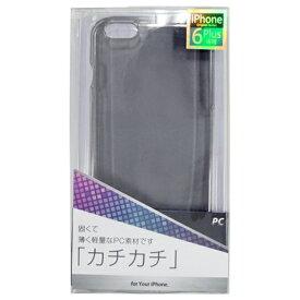 オズマ OSMA iPhone 6 Plus用 PCジャケット ブラック cpc-ip06pb[CPCIP06PB]