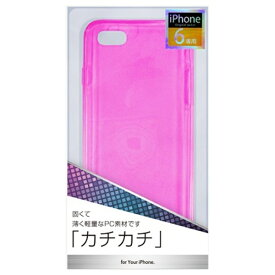 オズマ OSMA iPhone 6用 PCジャケット ピンク cpc-ip06p[CPCIP06P]