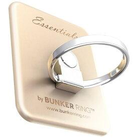 BELEX ビーレックス 〔スマホリング〕 Bunker Ring Essentials マットゴールド UDBREMB006[UDBREMG006]
