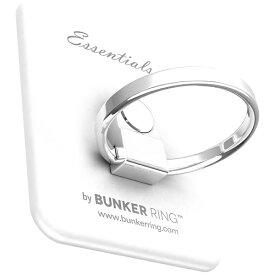 BELEX ビーレックス 〔スマホリング〕 Bunker Ring Essentials マットホワイト UDBREMB002[UDBREMW002]