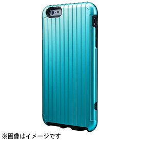 坂本ラヂヲ iPhone 6 Plus用 Hybrid Case SL344 ブルー PRECISION SL344BL