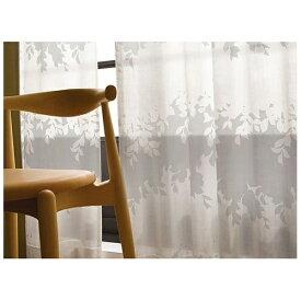 スミノエ SUMINOE レースカーテン シゲミ(100×133cm/ホワイト)【日本製】[生産完了品 在庫限り][V1255100X133]