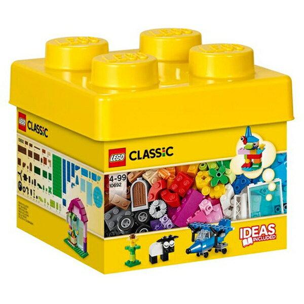 レゴジャパン LEGO(レゴ) 10692 クラシック 黄色のアイデアボックス<ベーシック>