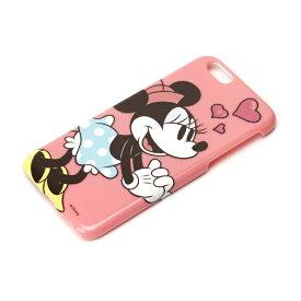PGA iPhone 6用 ハードケース ディズニー・ミニーマウス PG-DCS864MNE[PGDCS864MNE]