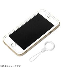 PGA iPhone 6用 ハイブリッドバンパー リングストラップ付 ゴールド PG-I6BP07GD[PGI6BP07GD]