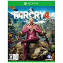 【送料無料】 ユービーアイソフト ファークライ4【Xbox Oneゲームソフト】
