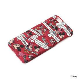 PGA iPhone 6用 ラバーコートハードケース ディズニー・ミッキー&ミニー PG-DCS870MM[PGDCS870MM]