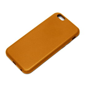 PGA iPhone 6用 PUレザーケース キャメル PG-I6PU01CM[PGI6PU01CM]