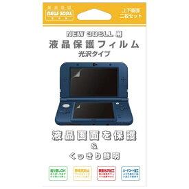アローン ALLONE 【ビックカメラグループオリジナル】New3DS LL用 液晶保護フィルム 光沢タイプ【New3DS LL】