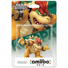 任天堂 Nintendo amiibo クッパ(大乱闘スマッシュブラザーズシリーズ)