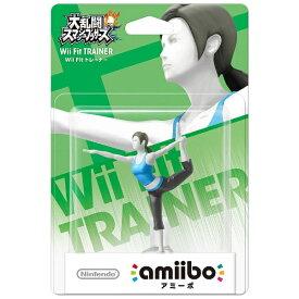 任天堂 Nintendo amiibo Wii Fit トレーナー(大乱闘スマッシュブラザーズシリーズ)