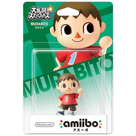 任天堂 Nintendo amiibo むらびと(大乱闘スマッシュブラザーズシリーズ)