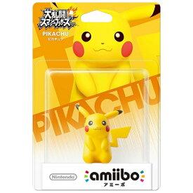 任天堂 Nintendo amiibo ピカチュウ(大乱闘スマッシュブラザーズシリーズ)