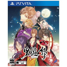 ディースリー・パブリッシャー D3 PUBLISHER 男遊郭【PS Vitaゲームソフト】