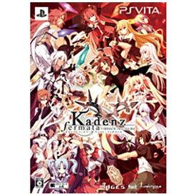 5PB ファイブピービー カデンツァ フェルマータ アコルト:フォルテシモ 限定版【PS Vitaゲームソフト】