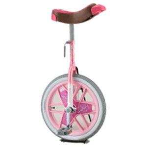 ブリヂストン BRIDGESTONE 16型 一輪車 スケアクロウ(ピンク)SCW16 【代金引換配送不可】