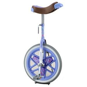 ブリヂストン BRIDGESTONE 16型 一輪車 スケアクロウ(ラベンダー)SCW16 【代金引換配送不可】