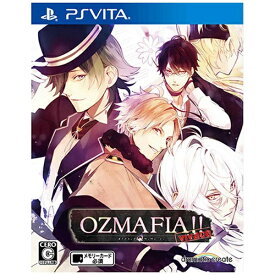 ドラマティッククリエイト dramatic create OZMAFIA!!-vivace- 通常版【PS Vitaゲームソフト】[OZMAFIA!!VIVACE]