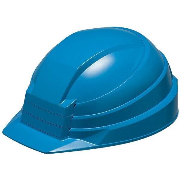 DICプラスチック 折りたたみ防災用ヘルメット 「IZANO」 AA13型HA4-K13式(ブルー)