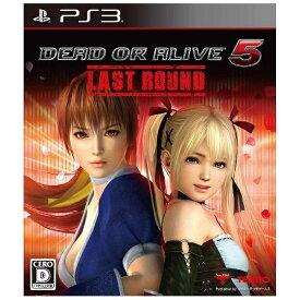 コーエーテクモゲームス KOEI DEAD OR ALIVE 5 Last Round 通常版【PS3ゲームソフト】[D.O.A.5LASTROUND]
