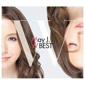 エイベックス・エンタテインメント Avex Entertainment May J./May J. W BEST -Original & Covers-(DVD3枚組付) 【CD】