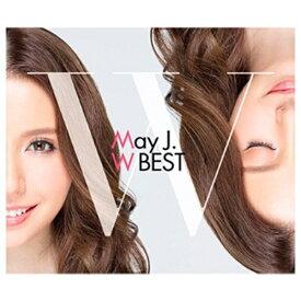 エイベックス・エンタテインメント Avex Entertainment May J./May J. W BEST -Original & Covers-(DVD1枚組付) 【CD】