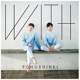 エイベックス・エンタテインメント Avex Entertainment 東方神起/WITH 【CD】