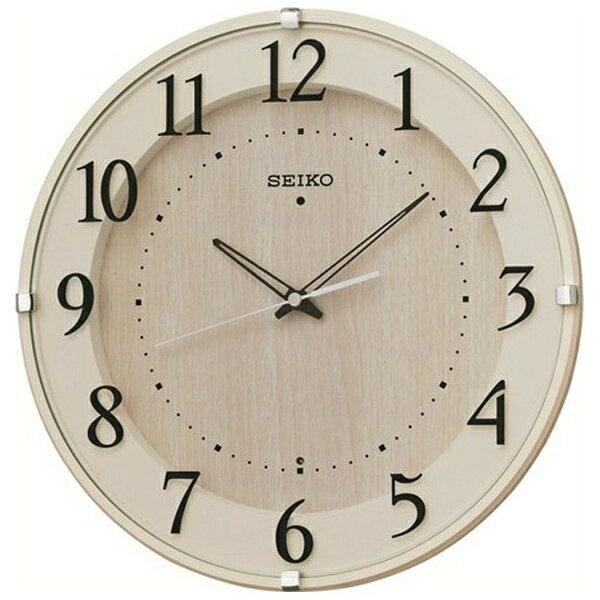 セイコー SEIKO 電波掛け時計 「ナチュラルスタイル」 KX397A[KX397A]