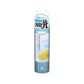 小林製薬 Kobayashi 消臭元 トイレ用消臭スプレー ふんわり清潔せっけん (280ml)【rb_pcp】