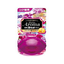 小林製薬 Kobayashi 液体ブルーレットおくだけアロマ 心ときめくプリンセスアロマの香り つめかえ用〔トイレ用洗剤〕【rb_pcp】