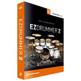 クリプトン・フューチャー・メディア Crypton Future Media TOONTRACK 〔Win・Mac版/シリアルナンバー〕 EZ DRUMMER 2[EZD2]