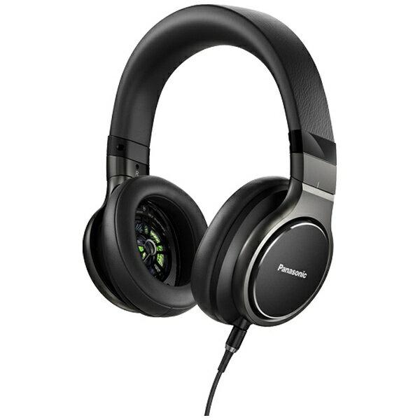 【送料無料】 パナソニック Panasonic RP-HD10K 【ハイレゾ音源対応】ヘッドホン RP-HD10K[RPHD10] panasonic