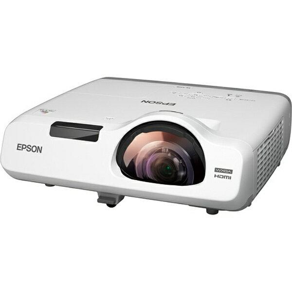 【送料無料】 エプソン EPSON データプロジェクター EB-535W[EB535W]